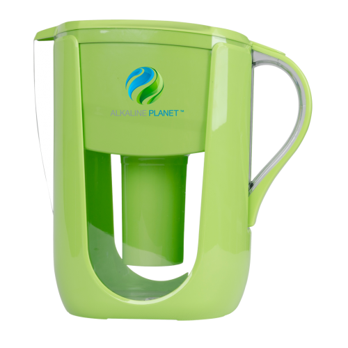 Alkaline Water Pitcher - Green